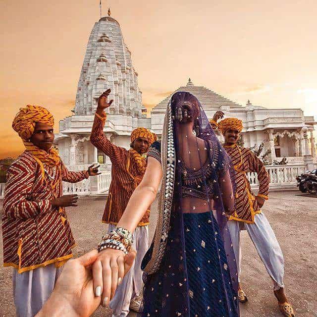 Viaje a Rajasthan con India Norte, Paquetes de viajes a India Norte
