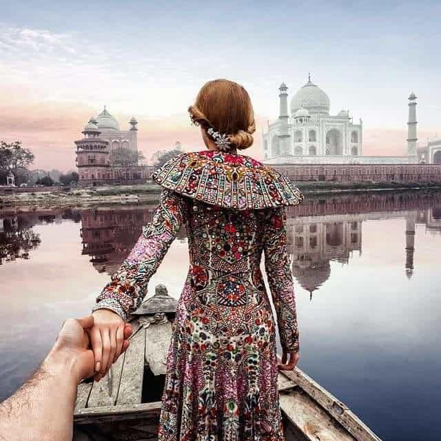3 Días tour de Taj Mahal, Viajar al Taj Mahal, Paquetes de viajes a Taj Mahal