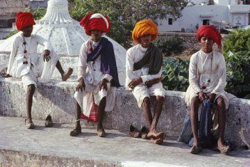 Triángulo de Oro con Rajasthan