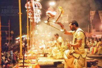 India Norte Con Sagrada Varanasi